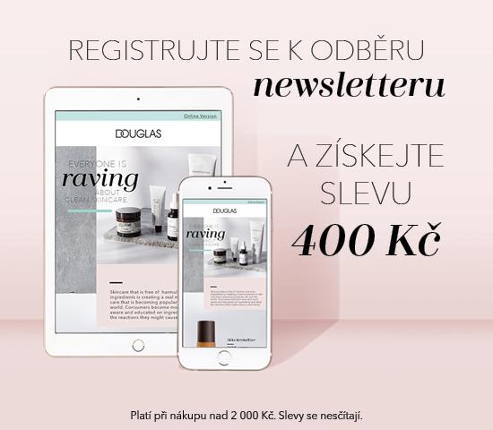Přihlašte se k newsletteru