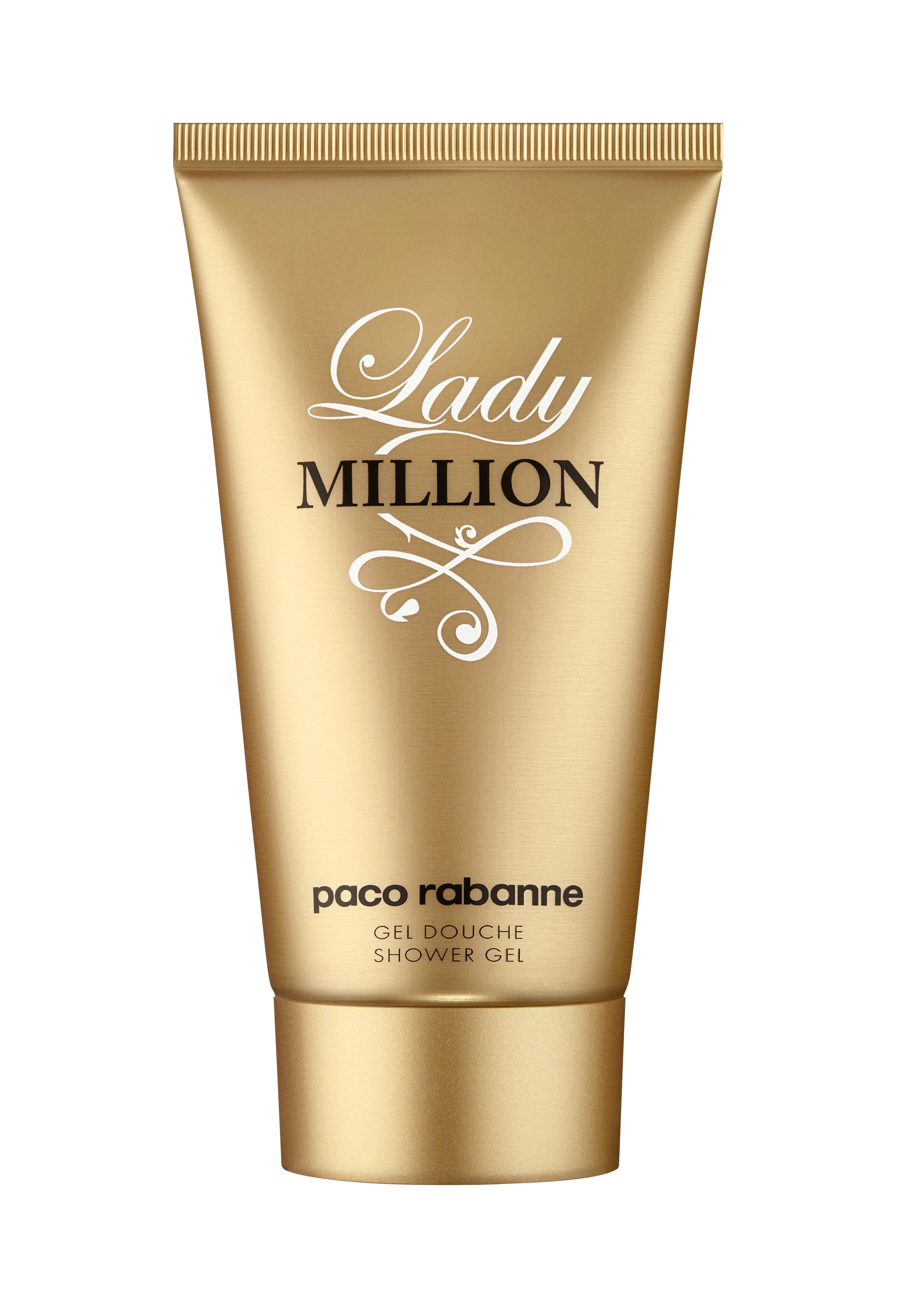 Lady Million sprchový gel