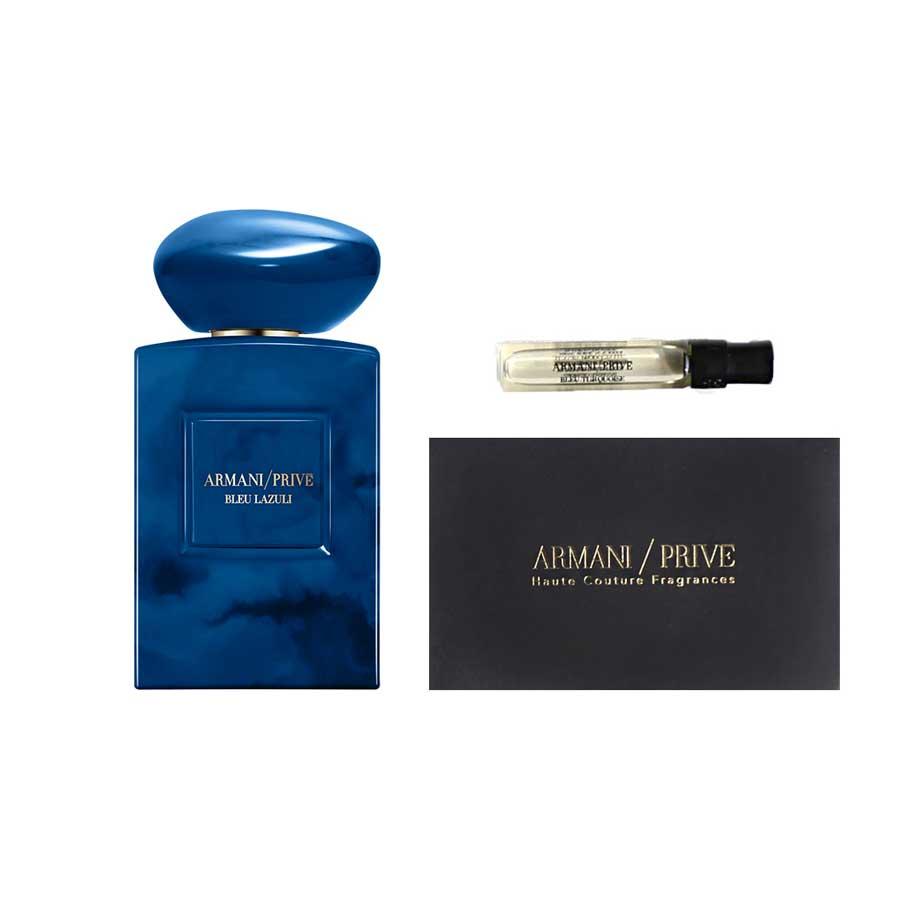 Armani Privé vzorek vůně Bleu Turquoise