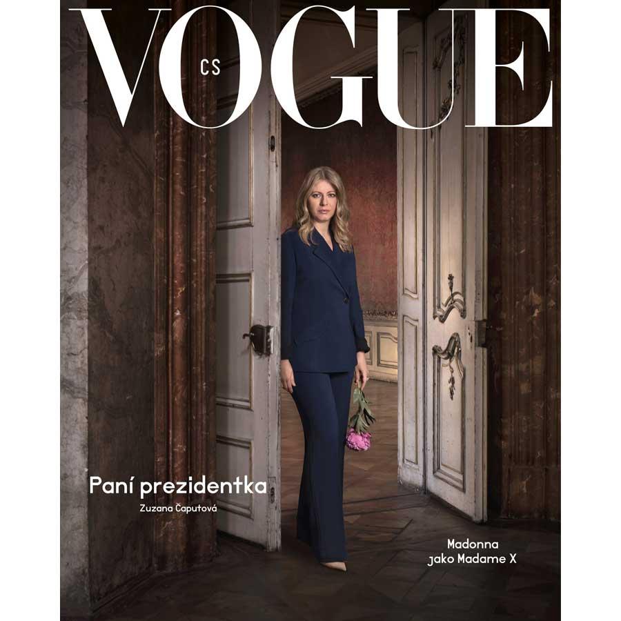 Vogue červenec 2019