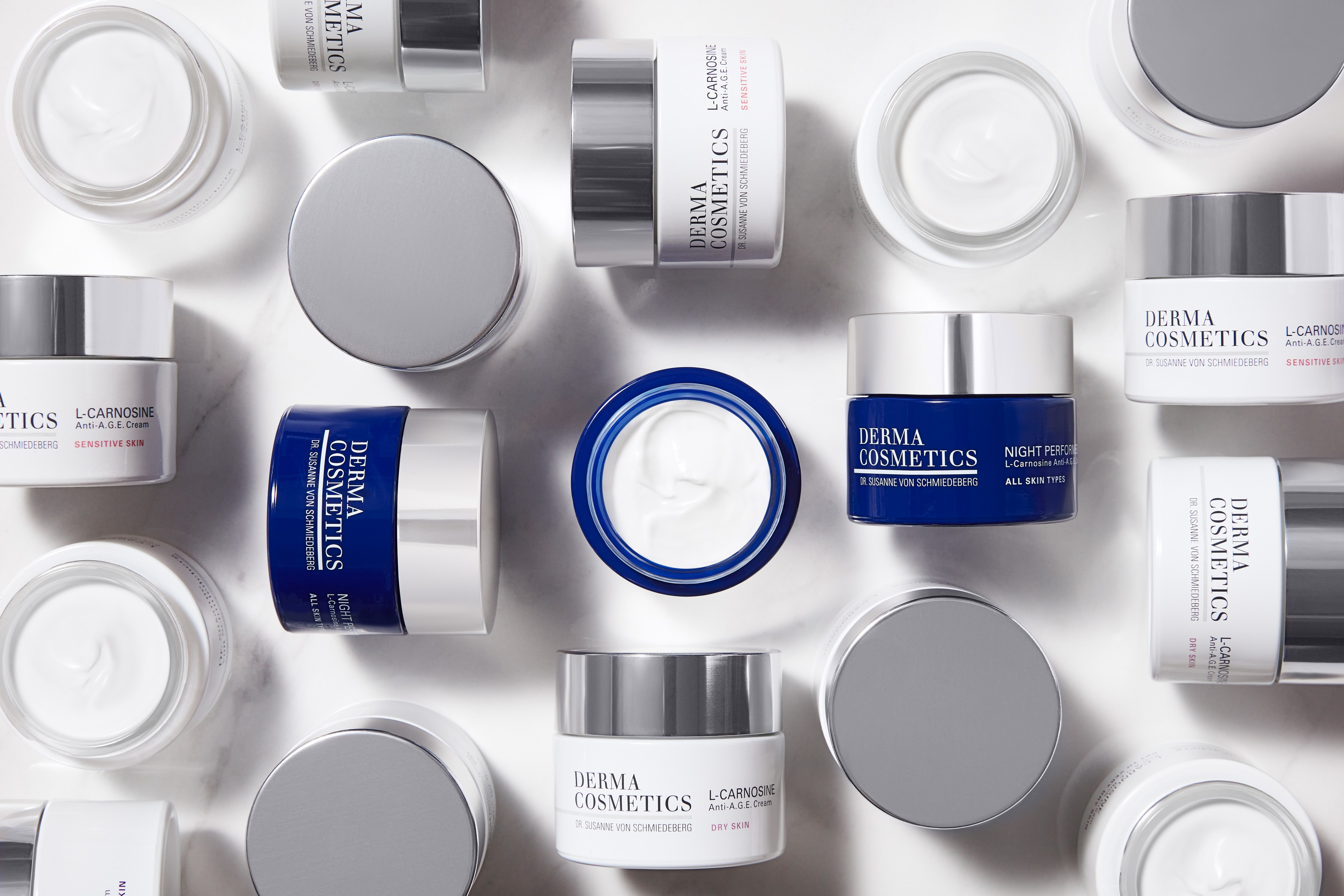 Skincare-product-dermacosmetics-all-creams-and-night-performer-topshot-unlimited-Web-Rendition