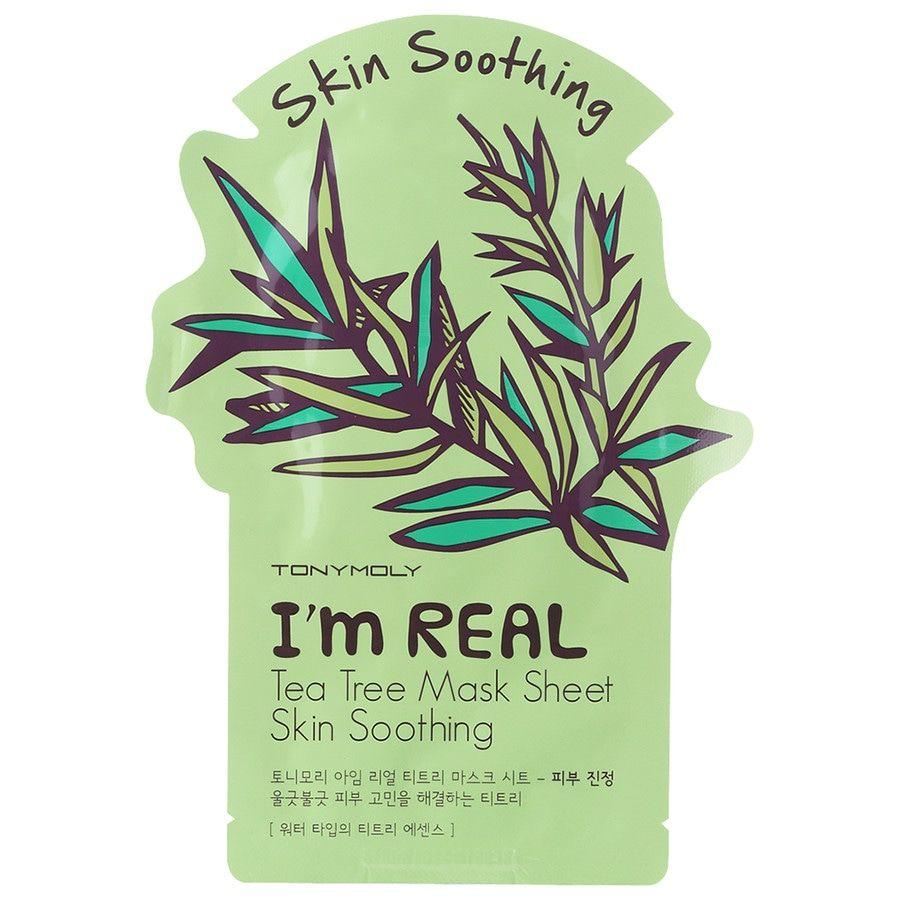 I-m-Real-Tea-Tree-Mask-Sheet